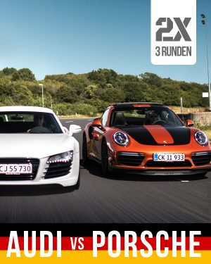Porsche vs Audi R8 selber fahren | Bremen | Berlin | Hannover | Wolfsburg I Magdeburg | Leipzig | Dresden