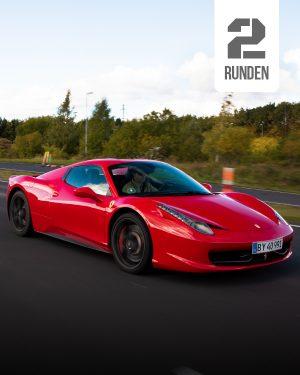 Ferrari Selber fahren 2 Runden