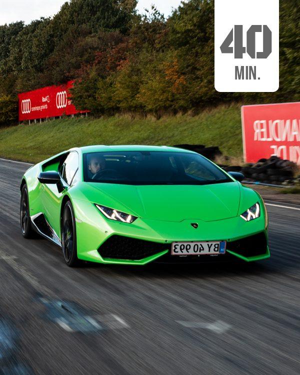 Lamborghini 40 min Selber fahren